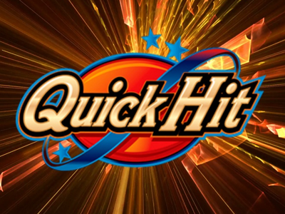 9 Quick Hit Wild Blue / Red